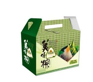 Multi Uses Custom Paper Food Packaging Box For Shopping Mall Logo Printed